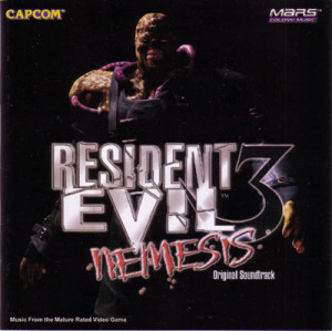 RESIDENT EVIL 3: NEMESIS Original Soundtrack [MD]
