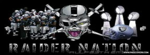 Raider Nation Cover Comments