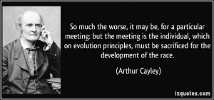 More Arthur Cayley Quotes