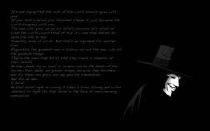 anonymous mask 1366x768 magicwallpapersnet picture