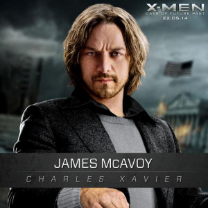 Filed Under: James McAvoy , X-Men: Days of Future Past Category: Movie ...