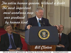 Human Genome Quotes (8 quotes)