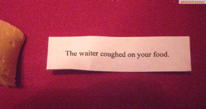 Trolled My Friends At Our Local Chinese Restaurant Last Night