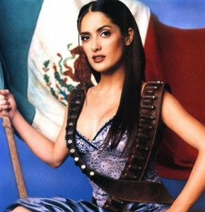 Salma Hayek Will Be Playing A Drug Cartel Queen Will You Be Watching