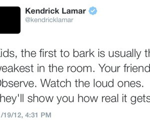 in collection: Kendrick Lamar Quotes