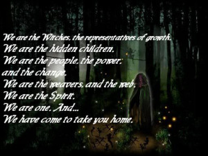 All Graphics » wiccan blessings