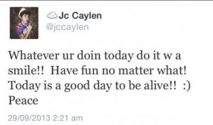 Jc Caylen quote