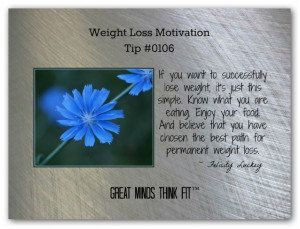 Ifyou want to successfully lose weight, it's just this simple. Know ...