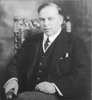 The Right Honourable William Lyon Mackenzie King Library and