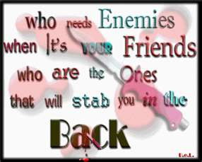 Quotes About Backstabbing Ex Best Friends ~ Quotes About Your Best ...