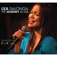 Lea Salonga...check out the review quotes on the page