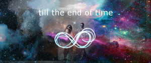 best friends, end, infinity, love, space, sun glasses, till the end of ...