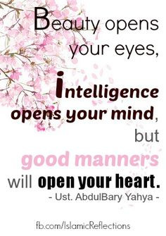 manners quotes quotes islamic reflections more manners quotes islam ...