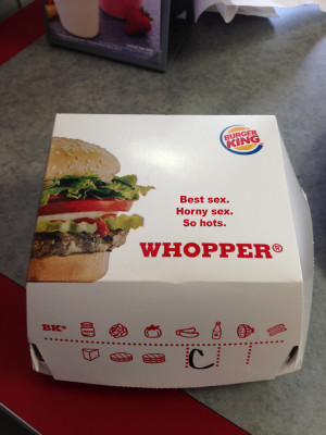 Fast Food Companies Respond to Chipotle's Literary Quotes