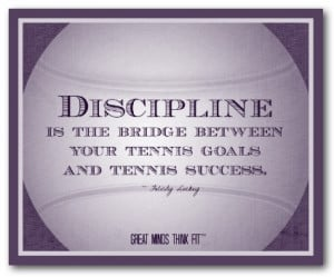... bridge between your tennis goals and tennis success felicity luckey