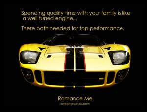 Quality Time Quote — Romance Me