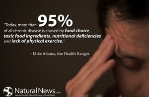 ... nutritional deficiencies and lack of physical exercise.