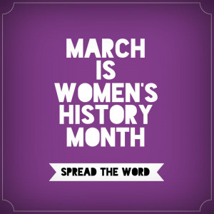 Monday Miscellany: Women's History Month Edition