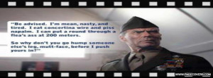Heartbreak Ridge Cover Comments