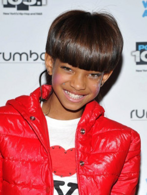 Willow Smith Willow's New Hair Style