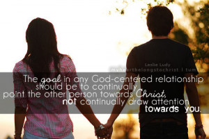 Ladies, pray continually for a Godly-man and nurture yourselves to a ...