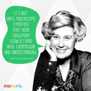 Quotes from Moms on Motherhood