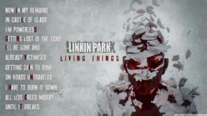 Linkin Park Quotes Linkin park