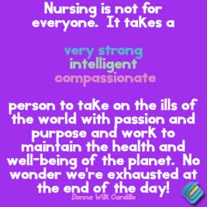 nursing appreciation