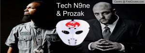 Tech N9ne & Prozak cover
