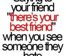 best friends, friends, quote, text