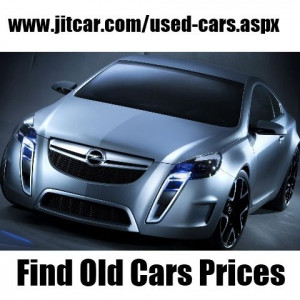 Find Old Cars Prices #CarsPrices