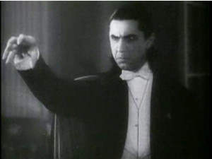 Bela Lugosi's cape is up for auction. He saved it for his son. I ...