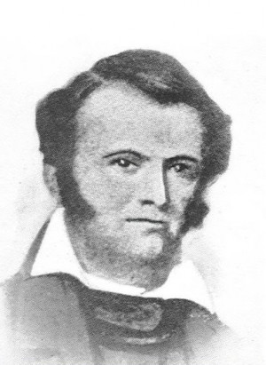 This painting of Jim Bowie that appears in Lon Tinkle's 13 Days To ...