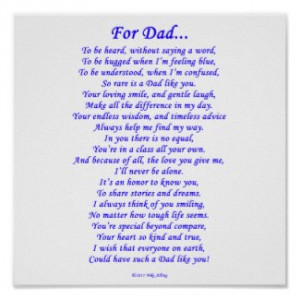 for dad for dad by nikiclix browse dad posters memorial version of ...