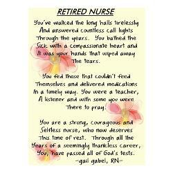 Nurse Retirement Quotes