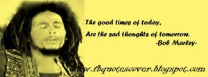 bob marley quotes cover