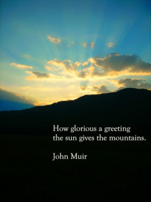 Muir Mountains