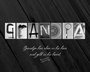 ... Grandpa Fathers, Grandpa Photos, Photo Quotes, Quotes P, Heaven Quotes