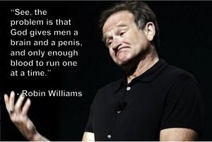 robin williams funny quote