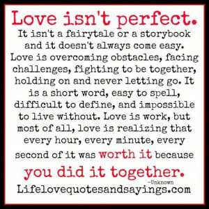 Impossible love quotes and sayings
