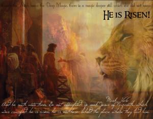 Why Does Aslan Represent God?