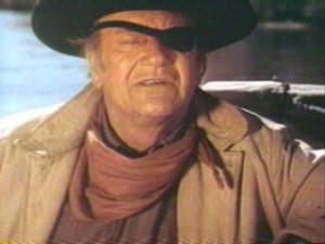 John Wayne Rooster Cogburn Movie Photos