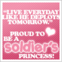 princess quotes and sayings photo: Proud Soldier's Princess ...
