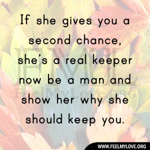 First Love Second Chance Quotes http://quoteko.com/love-quotes-for-her ...