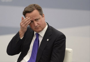 David Cameron hits back at Russian official's reported comments that ...