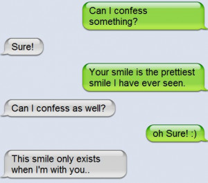 cute love texts