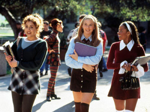 90s, alicia silverstone, brittany murphy, clueless, stacey dash