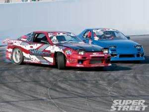 S14 Street Drift Xtreme drift circuit racing