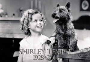 Shirley Temple sang and dancedher way into the hearts of America ...