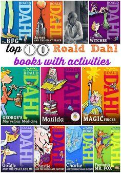... Activities, Roald Dahl, Activities Idea, Dahl Book, Books For Kids